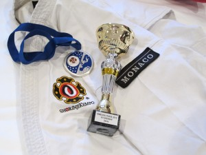 monaco vice champion france shorinji kempo