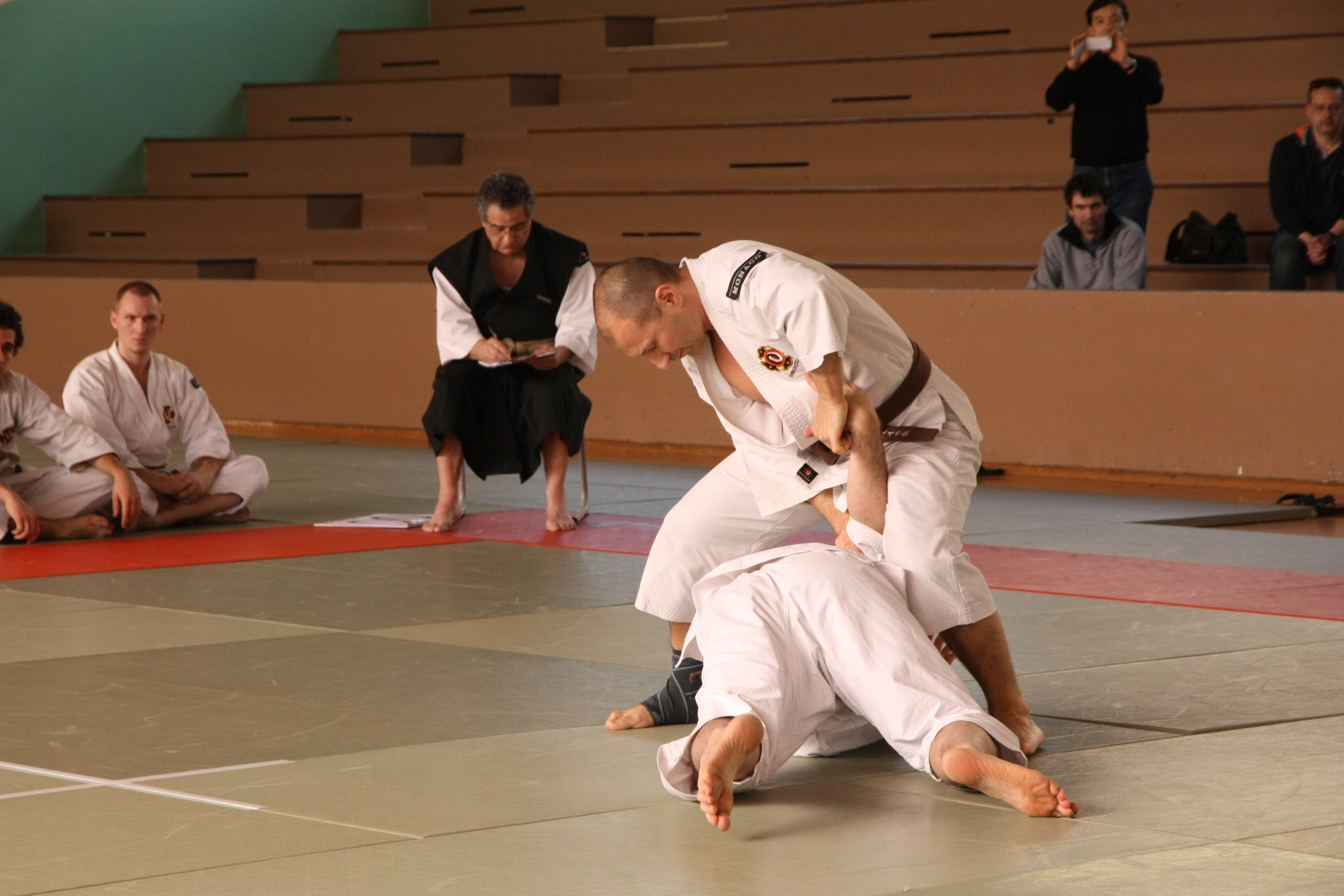 Coupe de France de Shorinji Kempo 2013